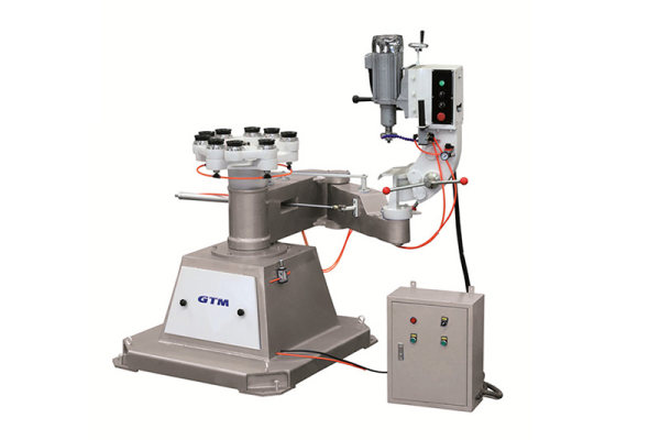 GY1 Glass Shape Edging Machine